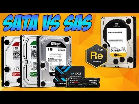 Тест разных типов HDD с разным интерфейсом. Как собрать дешевый SAS?