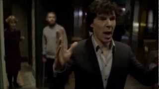 Sherlock Season 3 Leaked Footage