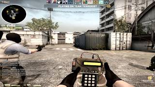 CSGO - Hacker Gets Perma Banned On the Spot