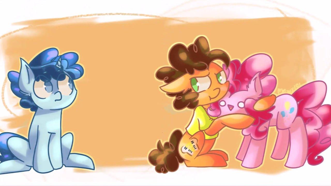 Pinkie pie x cheese sandwich