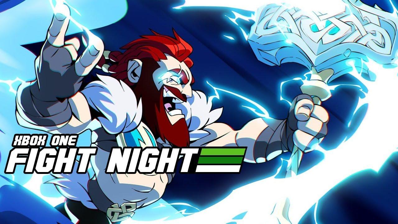 Xbox Fight Night (XB1): Brawlhalla | March 24th, 2019