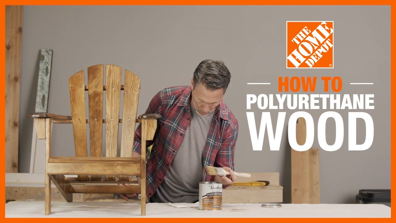 How To Ly Polyurethane The Home Depot