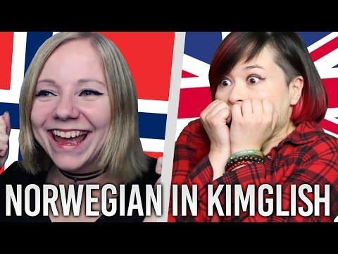 Kim Butchers Norwegian with Katrine AKA N1njaG1rl!