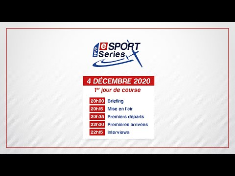 FFVP eSport Series Décembre 2020 - 1re course