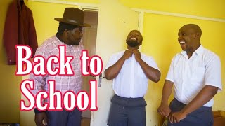 Back to school - Ekasi Gangsters Finale (LEON GUMEDE)
