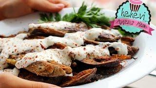 Mısır Unlu Patlıcan Kızartması / Hafif ve Leziz | Ayşenur Altan Yemek Tarifleri