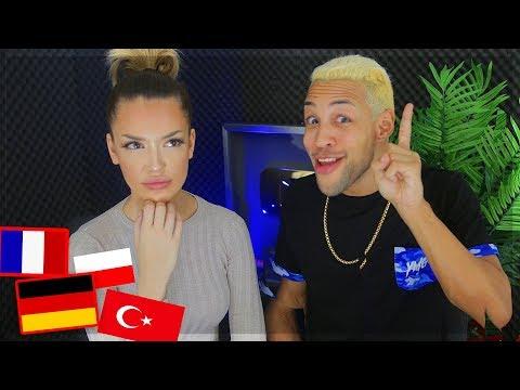 Wer kann besser Sprachen nachstellen? - Simon vs Enisa