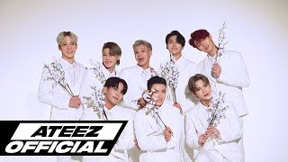 ATEEZ(에이티즈) MOON RIVER Photo Shooting Behind Story