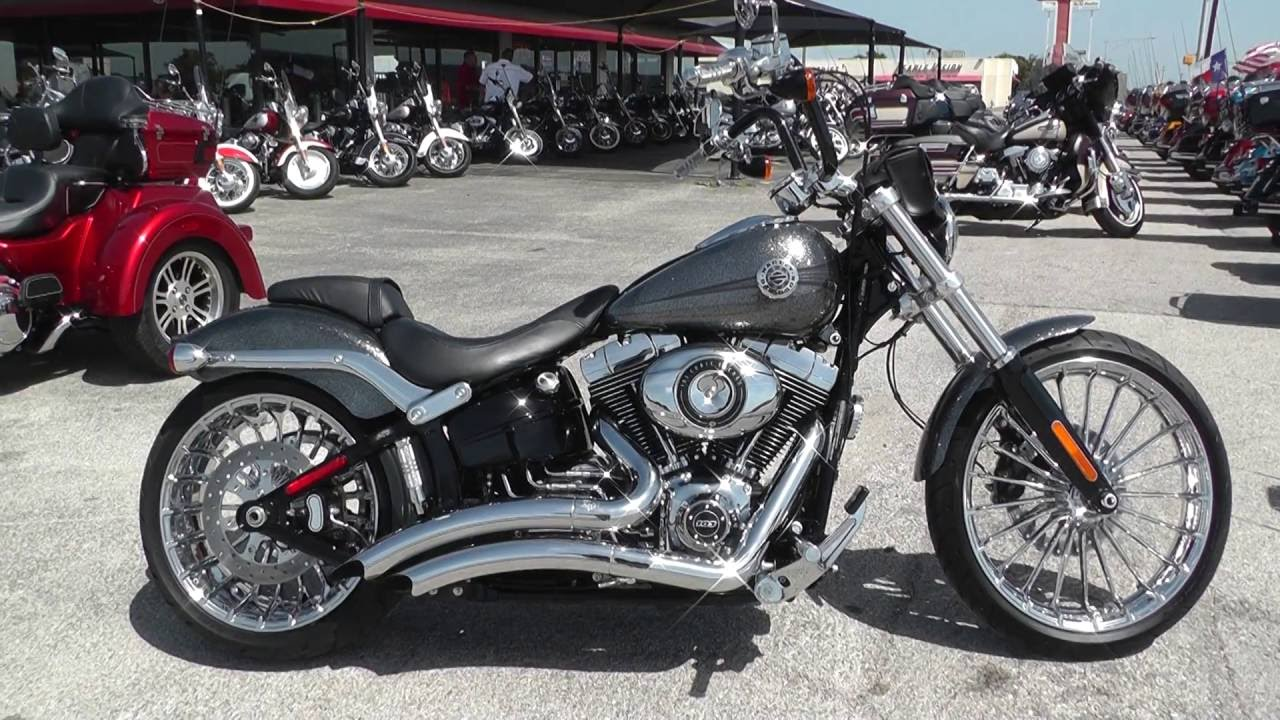 021768 2014 harley davidson softail breakout fxsb used motorcycles for sale youtube. Black Bedroom Furniture Sets. Home Design Ideas