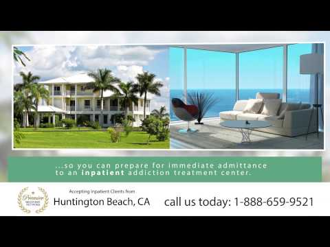 Drug Rehab Huntington Beach CA - Inpatient Residential Treatment