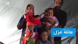 غزل, طفلة سورية لاجئة تحلم بأن تصبح طبيبة