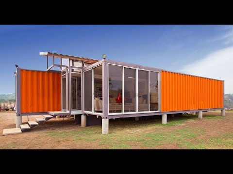 The Property Show 2017_ 218 - Container Homes