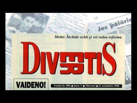 DIVERTIS - VAIDENO! / 1998