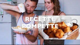 RECETTE POMPETTE (Avec Cedrick Tremblay)
