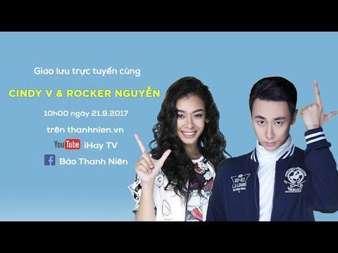 [TRỰC TIẾP] Giao lưu cùng Cindy V - Rocker Nguyễn về hậu trường Glee Việt Nam