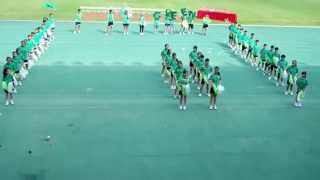 2015-2016 保良局甲子何玉清中學 陸運會啦啦隊 Gr