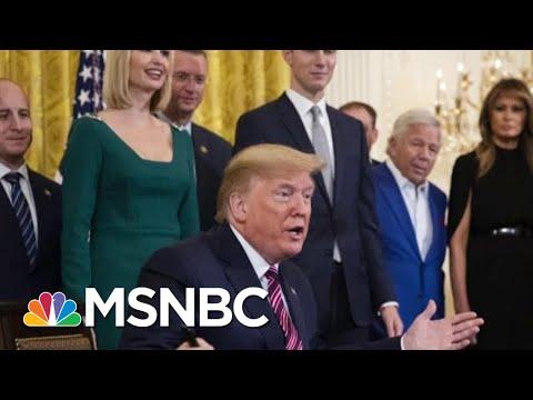 Trump Knows Impeachment