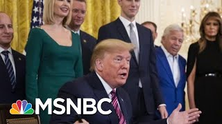 Trump Knows Impeachment The First Line Of His Political Obituary Says Reporter | Morning Joe | MSNBC