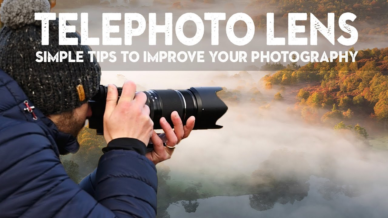 MASTER your TELEPHOTO lens photography and IMPROVE FAST