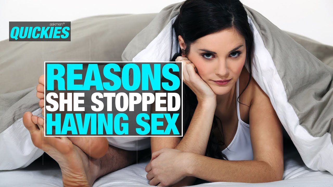 How to stop getting sex quickies