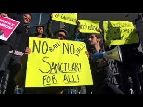Orange County Cities Want Out Of California Sanctuary Law