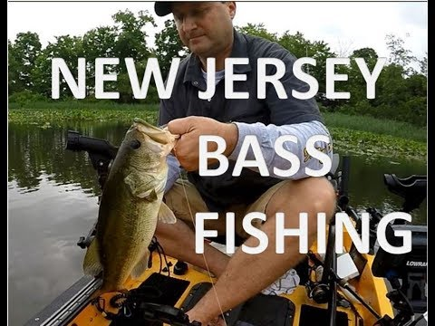 New Jersey Bass Fishing Spot