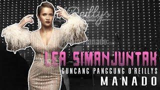 Lea Simanjuntak Guncang Panggung O'Reillys, Bawakan Single Terbaru di Meet and Greet Manado