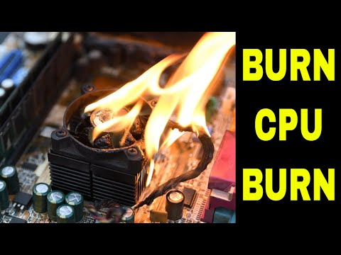 Do I need thermal paste? 🔥  What happens with no thermal paste? 2020 🔥
