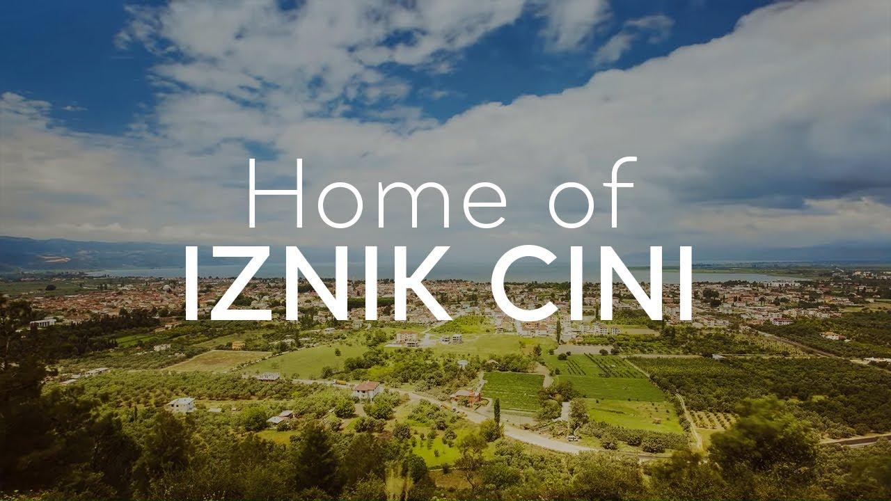 Go Turkey - Home of IZNIK CINI