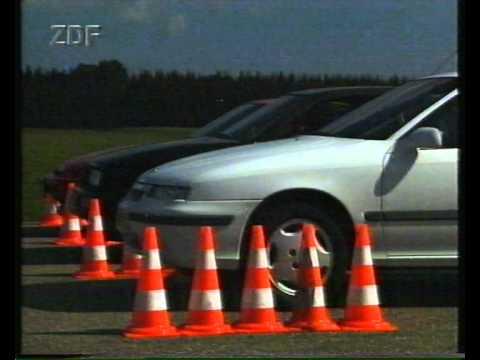 Telemotor test Nissan 200sx VW Corrado Opel Calibra