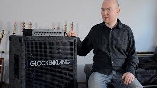 GLOCKENKLANG STEAMHAMMER BASS AMP