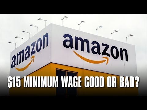 Amazon Raises Their Minimum Wage To $15 ... But There's A Catch!