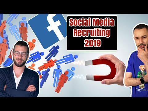 Social Media Recruiting 2020 - Wie findest du den idealen Mitarbeiter über Facebook?