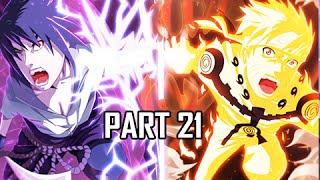 Naruto Shippuden Ultimate Ninja Storm 4 Walkthrough Part 21 - Final Fight (Let's Play)