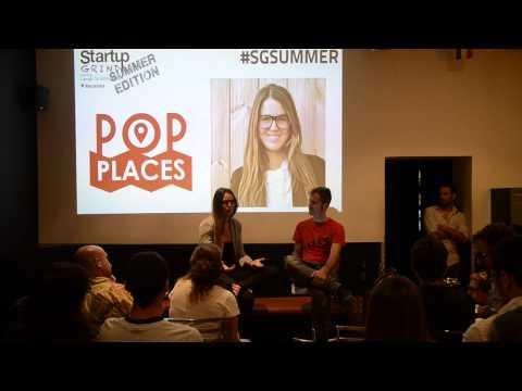 Startup Grind Barcelona Hosts Karen Prats (PopPlaces)