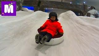 #4 Стамбул катаемся на санках в снежном парке гуляем по аквариуму Istanbul entertainment