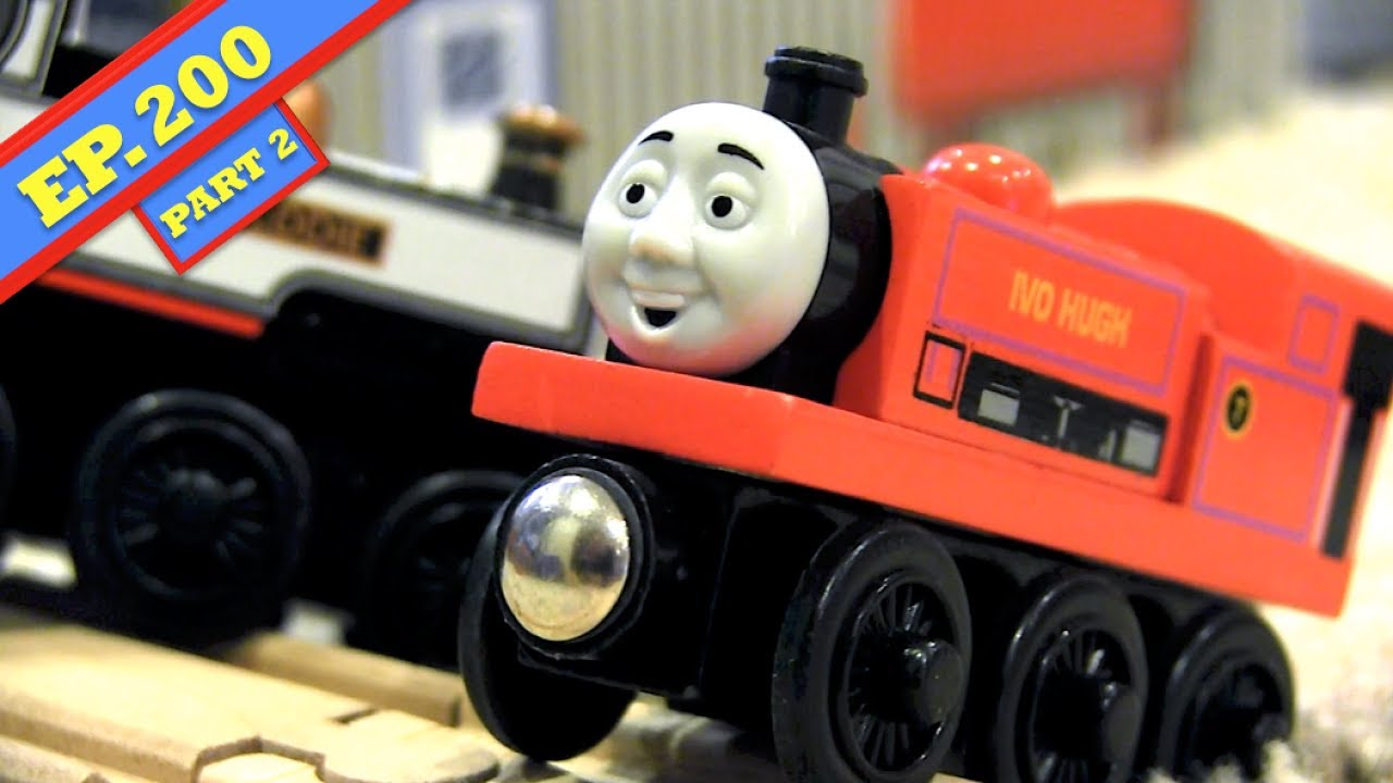 Freddie At The Ready Part 2 Thomas Friends Wooden Railway Adventures Episode 200