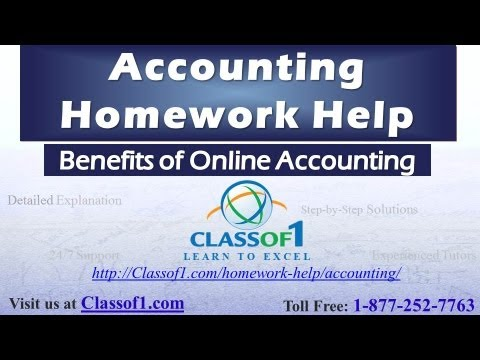 Pay Someone To Do My Accounting Homework For Me - Assignment Help
