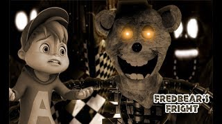PROTOTYPE DEVOURS CHIPMUNK || FredBear's Fright Gameplay (FNAF) Night 1/3