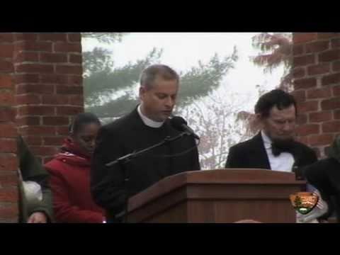 2009 Dedication Day Ceremony