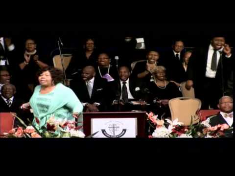 Chrystal Rucker LIVE at NCGCC - Jesus Is Real (He's So Real To Me)
