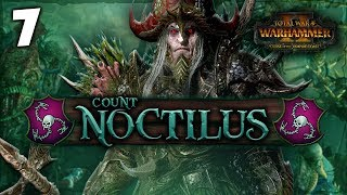 UNLEASH THE SCURVY DOGS! Total War: Warhammer 2 - Vampire Coast Campaign - Count Noctilus #7