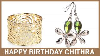Chithra   Jewelry & Joyas - Happy Birthday
