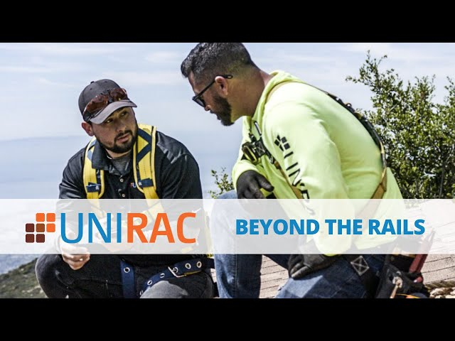 Beyond The Rails with Unirac | Presented by Soligent Distribution