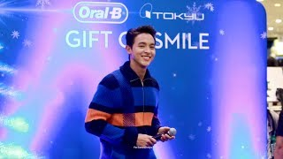 231162 Gray Heart: Oral-B Gift of Smile