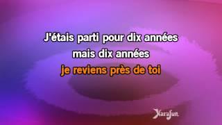Karaoké Marjolaine - Francis Lemarque *