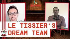 THE ISOLATE INN: Matt Le Tissier picks his dream five-a-side pub team, with Kingfisher