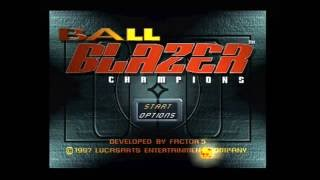 "[Ps1] Introduction du jeu ""Ballblazer Champions"" de l"