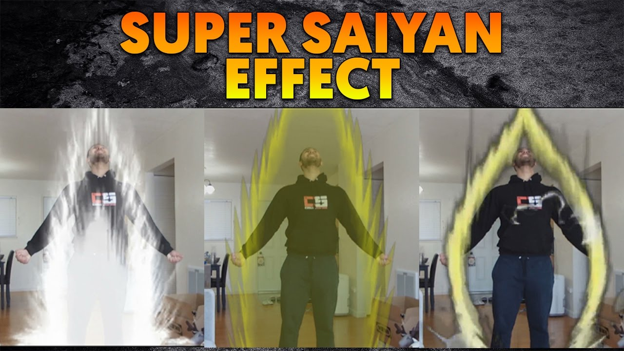 Manycam effect super saiyan hair - How To Create Super Saiyan Effect In Vegas Pro 14