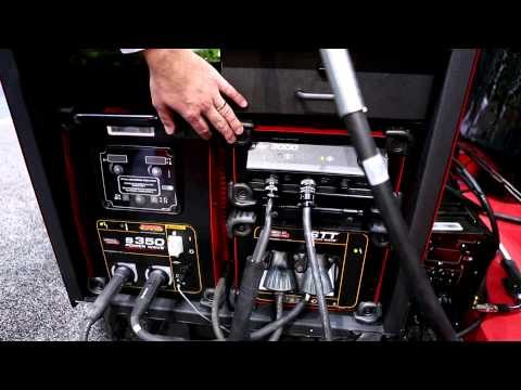 Lincoln Electric Orbital MIG Welding System